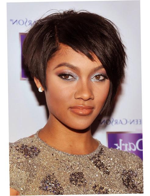 Black Hair Short Hairstyles 2016 Pic
