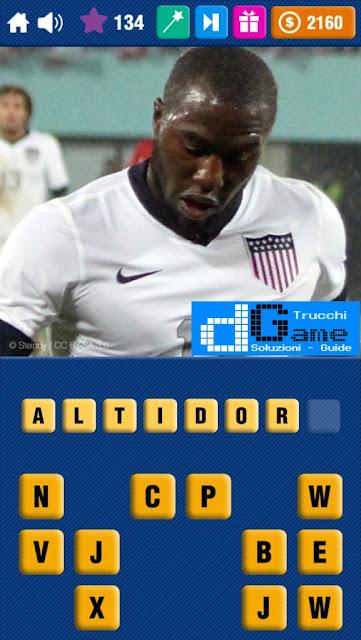 Calcio Quiz 2017 soluzione livello 131-140 | Parola e foto