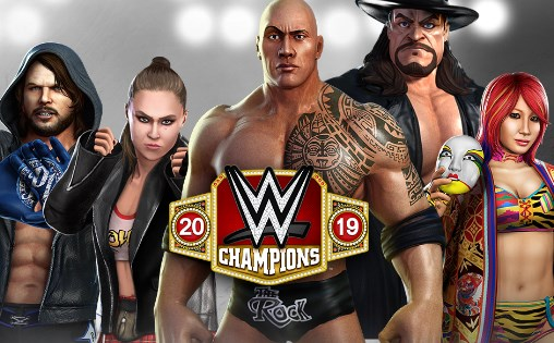 WWE Champions 2019 Apk Mod Free on Android Game Download