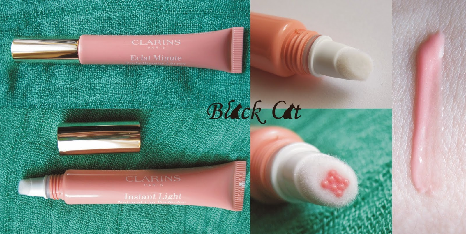 Currently Crushing on Clarins Instant Light Lip Perfector
