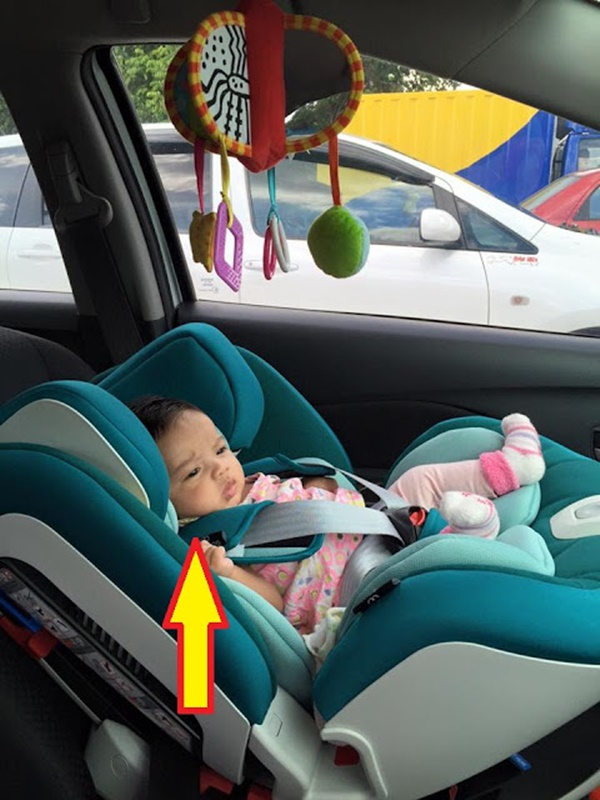 PADAH Susukan Anak Dalam Kereta, Wanita Kongsi Detik Cemas Nyawa Anak Hampir Melayang!