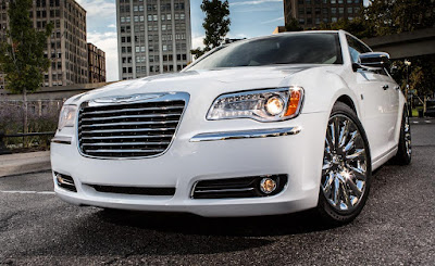 2016 Chrysler 300 front view Hd Photos