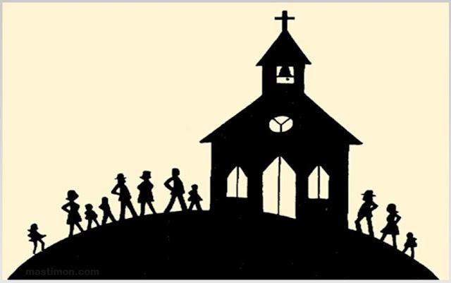 Cara mengetahui ada Teroris beraksi saat Ibadah di Gereja berlangsung