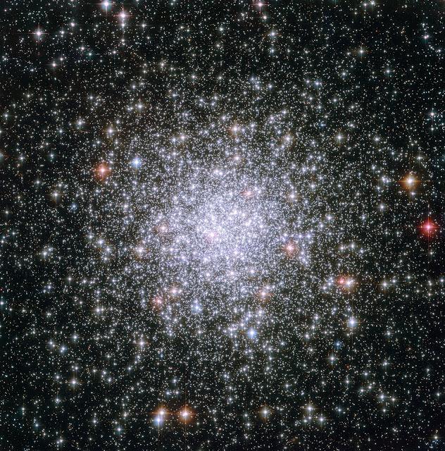 Globular Cluster Messier 69