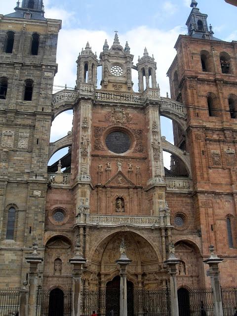visitar la Catedral de Astorga