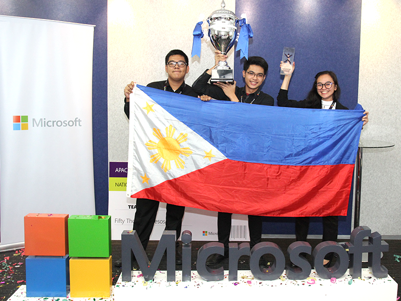 Microsoft APAC Imagine Cup 2018 National Finals!