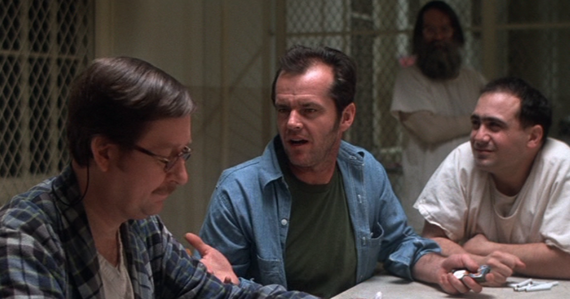 mcmurphy vs jesus ofotcn Mcmurphy as christ in ken kesey's one flew over the cuckoo's nest one flew over cuckoos nest clearly smiliarities can be drawn between mcmurphy and jesus' healing.