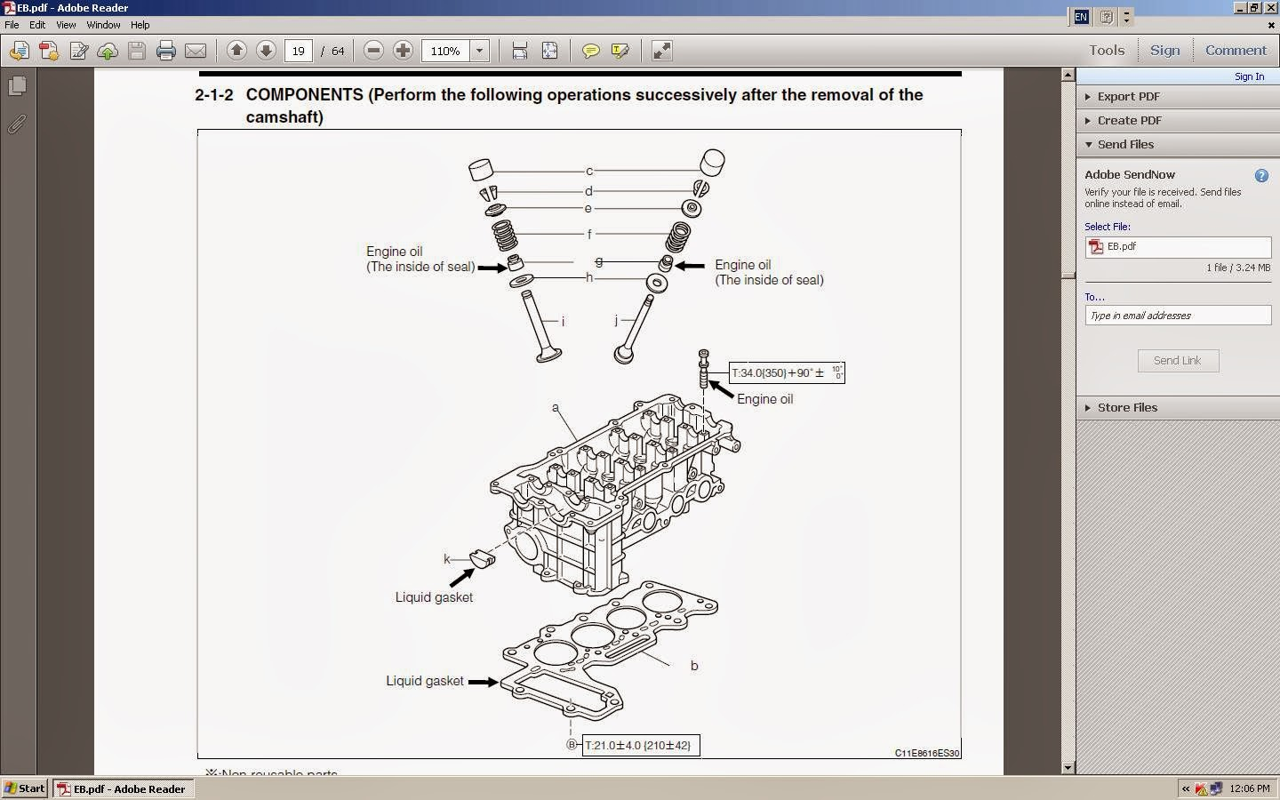 Daihatsu Engine Cooling Diagram | Wiring Liry on