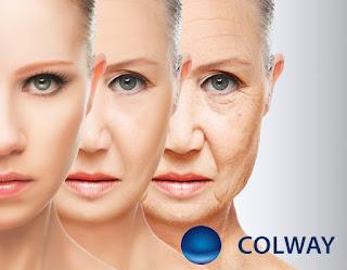 Collagen Colway chong lao hoa cho da