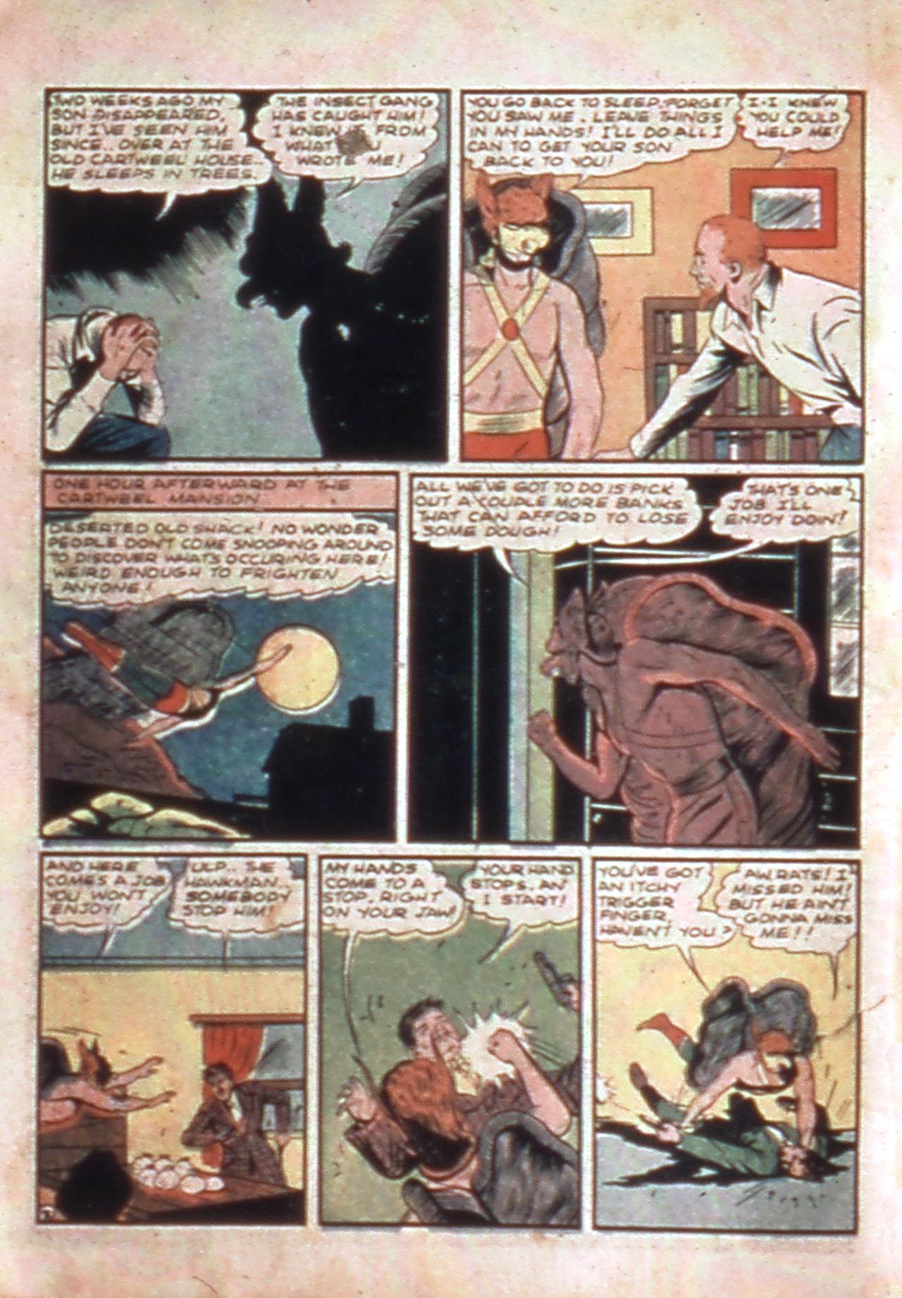 Read online All-Star Comics comic -  Issue #18 - 8