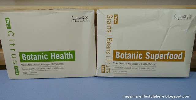 LYNNITY Natural Supplements, Botanic Health, Botanic Superfood