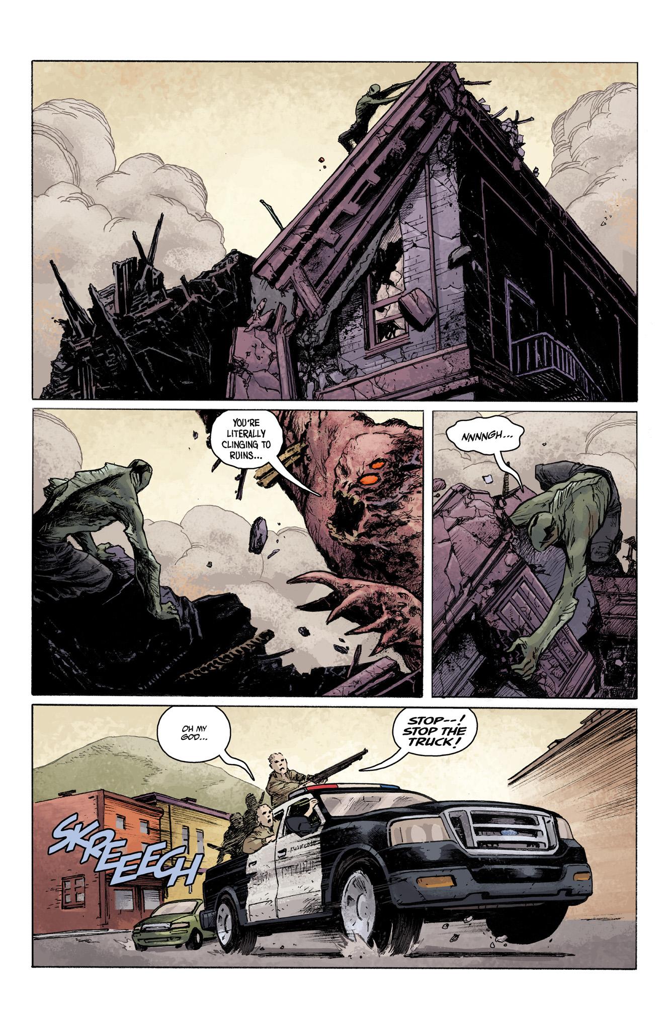 Read online Abe Sapien comic -  Issue #3 - 14