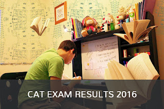 cat exam results 2016