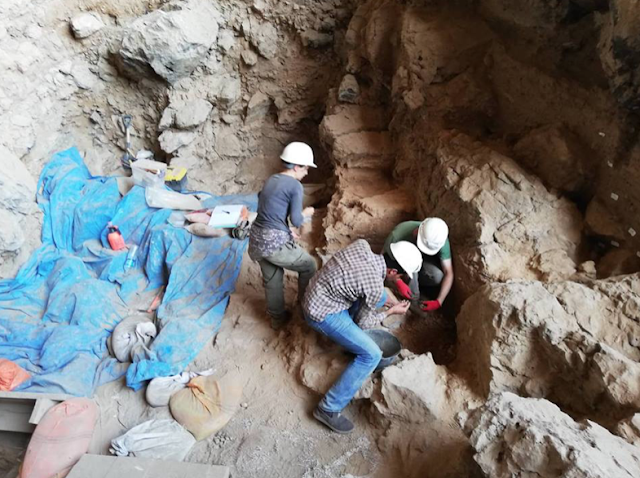 Remains of two more Neanderthals found in Kurdistan's Shanidar Cave