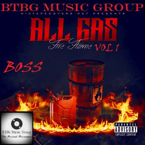 All Gas Fire Flame Volume 1