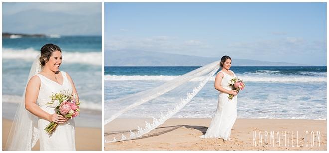 High School Happily Ever After - Carolina & Armani\'s Maui Wedding -