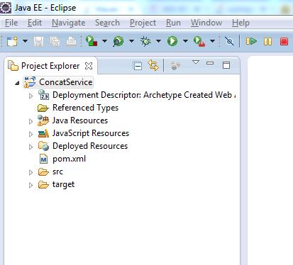J2Yogi: Create JAX-WS Web Service with Top down approach