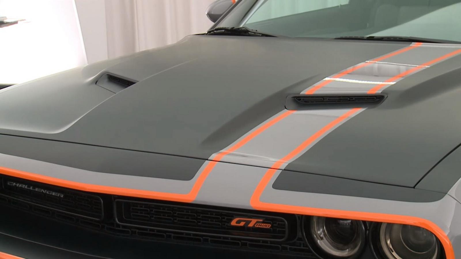 All-Wheel-Drive Dodge Challenger Is Mopar's Idea For All ...