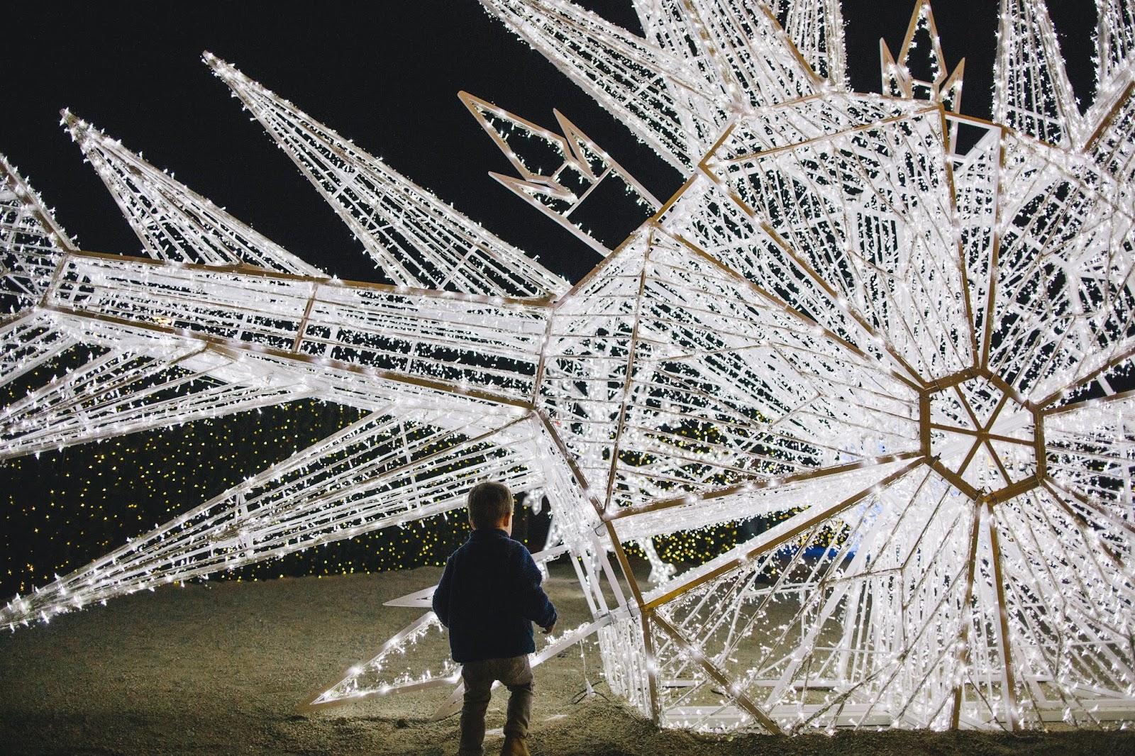 Enchant Christmas.Eat Play Sleep Enchant Christmas At Safeco Field