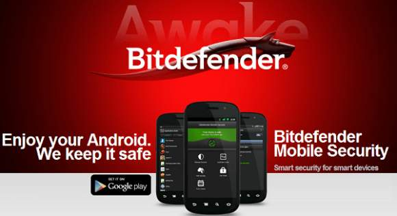 Bitdefender Mobile Antivirus for Android Phone