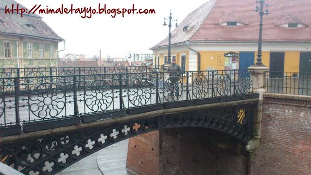 Puente de las mentiras de Sibiu