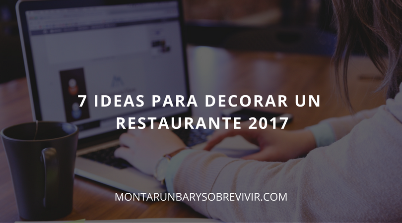 Montar un bar y sobrevivir 7 ideas para decorar un - Ideas para montar un bar ...