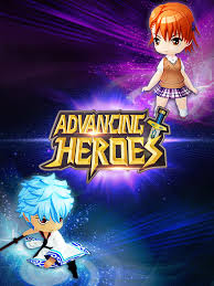 Download Game Advancing Heroes Apk