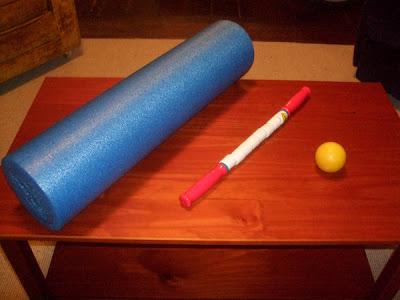 Massage Tools for Runner Calf Knots