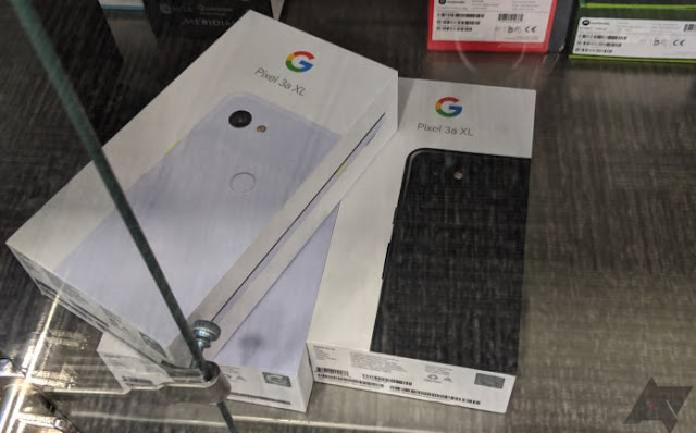Pixel 3a XL Best Buy تسرب