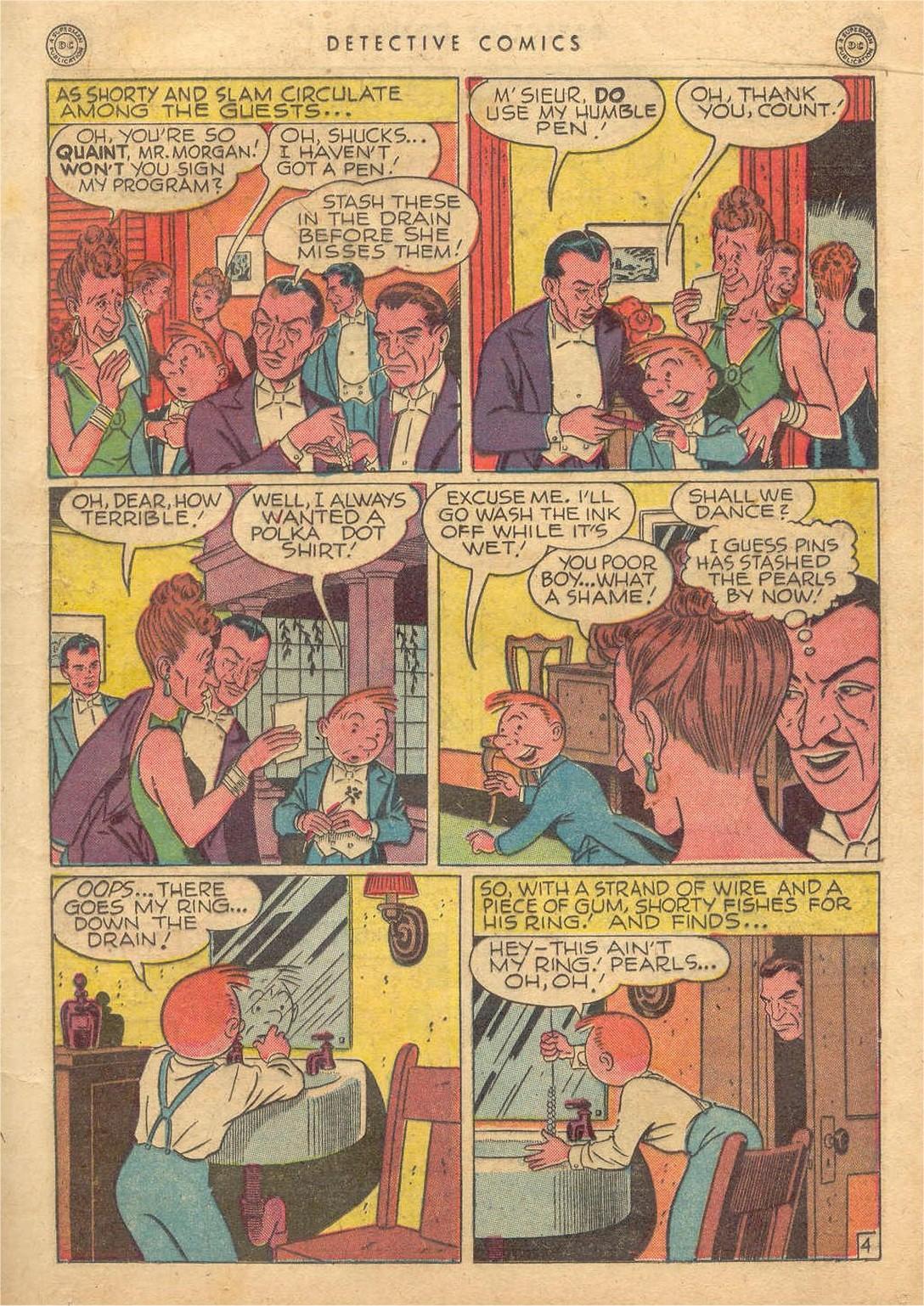 Read online Detective Comics (1937) comic -  Issue #132 - 19