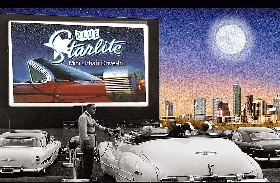 Cinema Drive-in em Miami