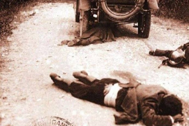 If Enrico Tellini had not been killed, the border between Albania and Greece would be beyond Ioannina