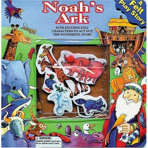 Christian Children's Book Review: Noah's Ark: With Exciting
