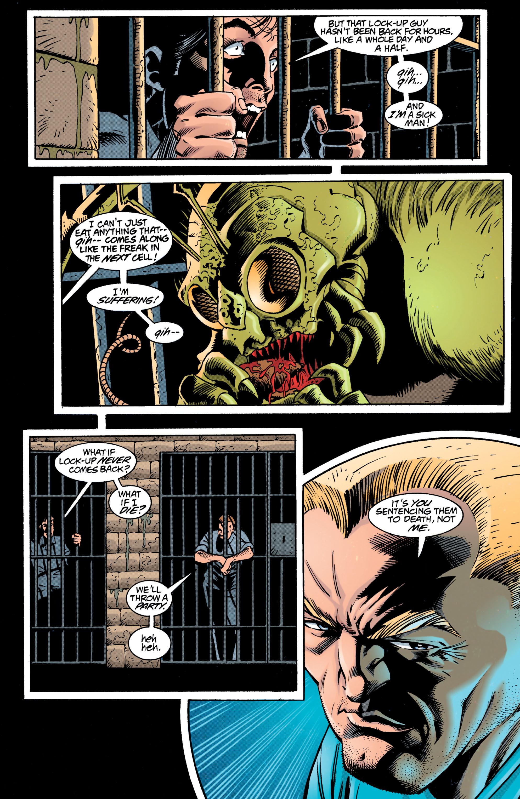 Detective Comics (1937) 698 Page 3