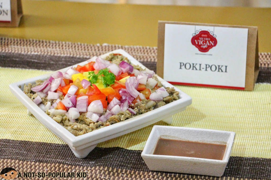 Poki-Poki Dish by Metro Vigan Cafe