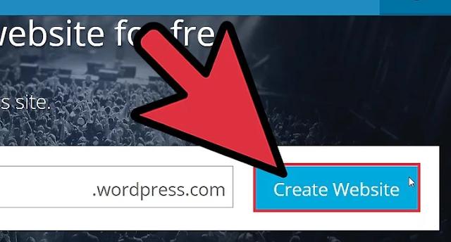 عملية إنشاء مدونة احترافية WordPress Capture.PNG
