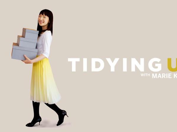 Marie Kondo | a japa que mudou a minha vida