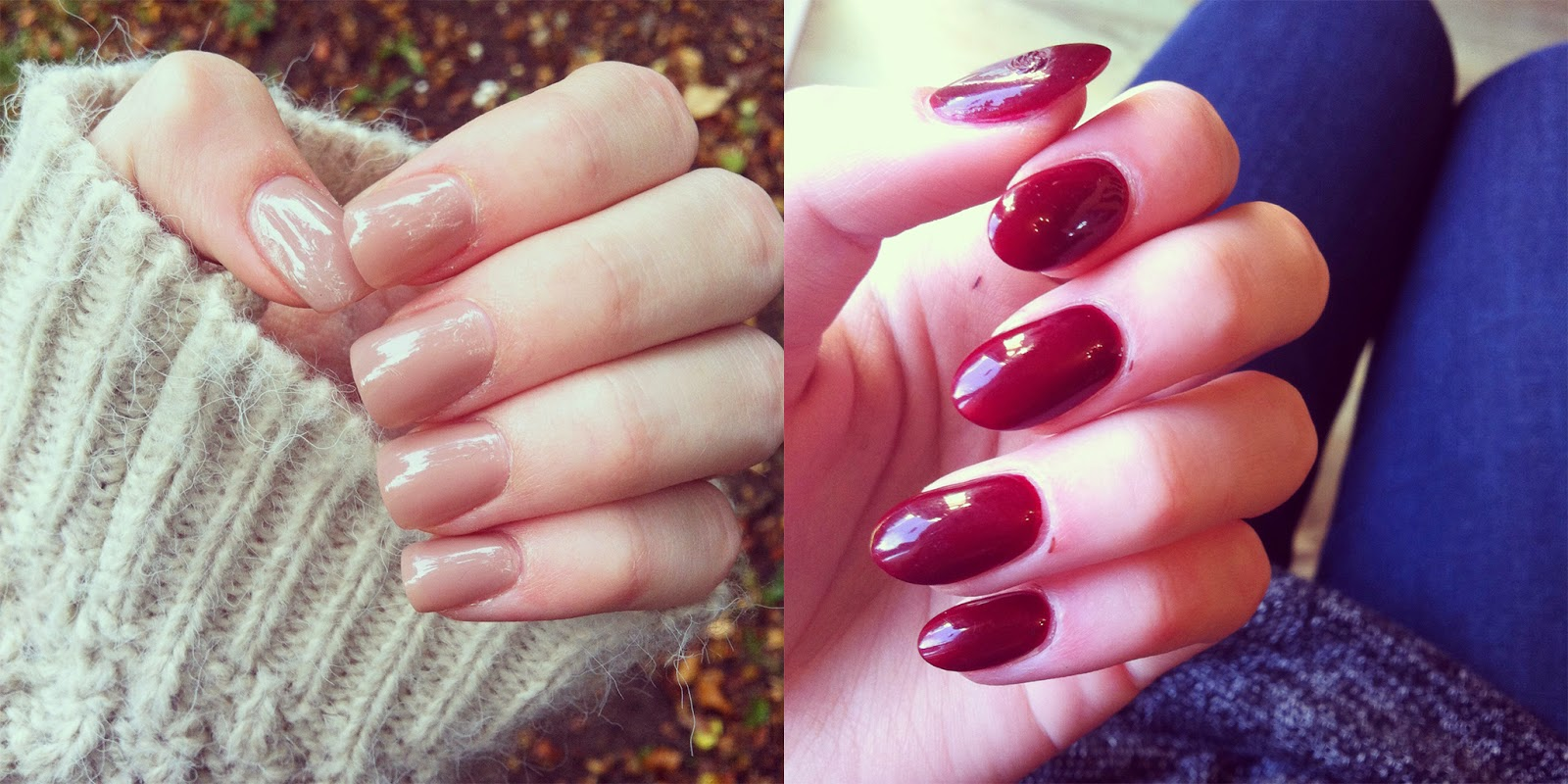 The gallery for --> Squarely Rounded Acrylic Nails