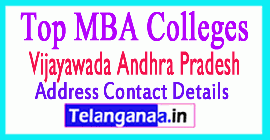 Top MBA Colleges in Vijayawada Andhra Pradesh