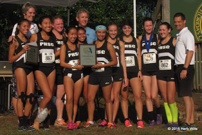 Pasco-Hernando State Conquistadors cross-country team