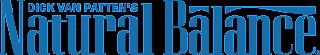 Dick Van Patten's Natural Balance Pet Food logo