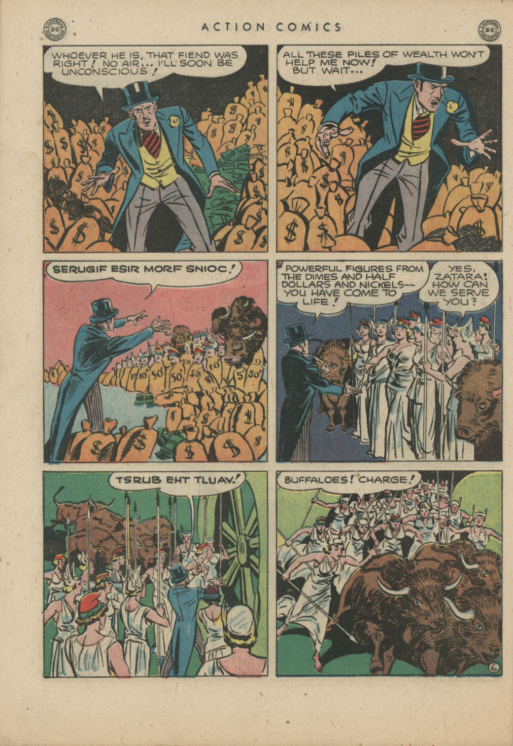 Read online Action Comics (1938) comic -  Issue #83 - 47