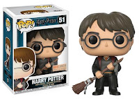 Pop! Harry Potter: HP - Harry Potter with Firebolt