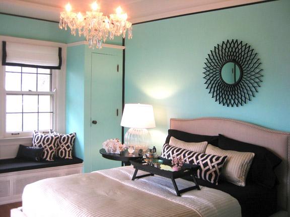 Home Decor Tiffany Blue Bedrooms