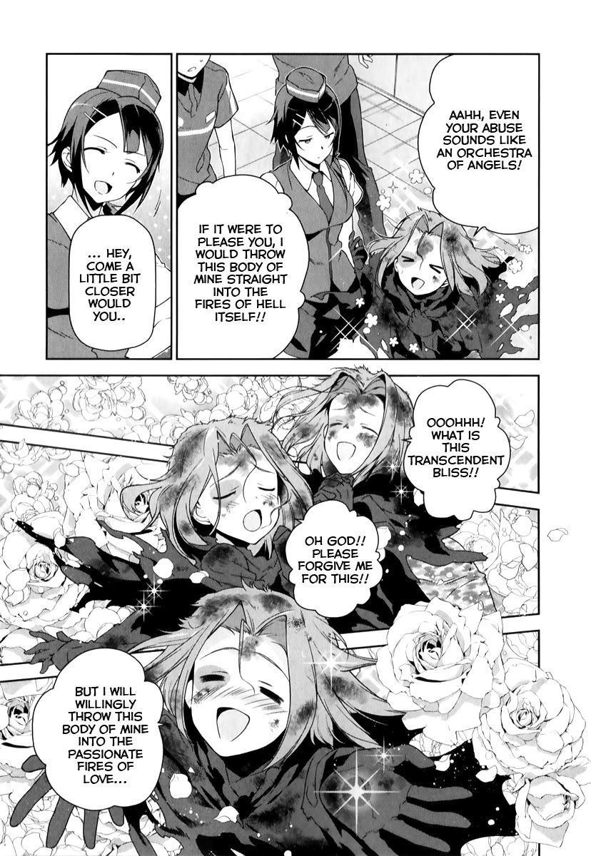 Hataraku Maousama! - Chapter 25