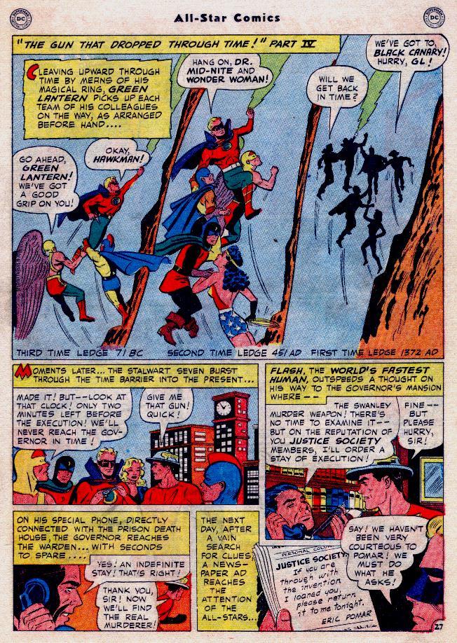 Read online All-Star Comics comic -  Issue #53 - 35
