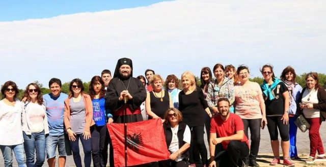 Arbëreshes of Argentina commemorates the Battle of Koshare