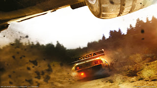 Colin McRae: DiRT 2 Background