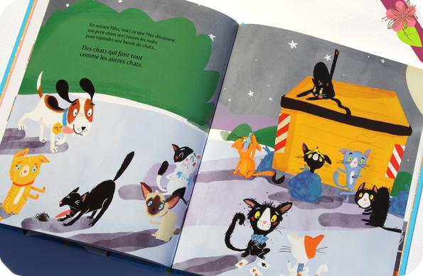 Félix le chien de Blanca Lacasa et Ana Gomez - éditions Nathan