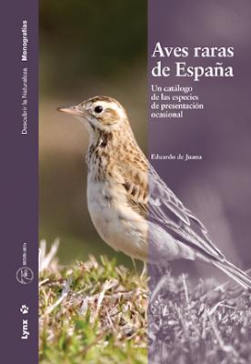 Libro: Aves raras de España